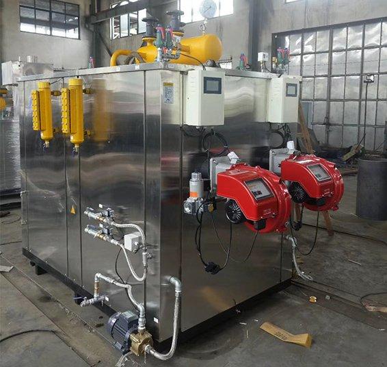 1000KG燃(油)氣超低氮蒸汽發生 ...