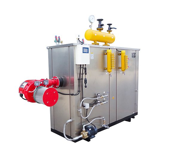 500KG燃(油)氣超低氮蒸汽發生器