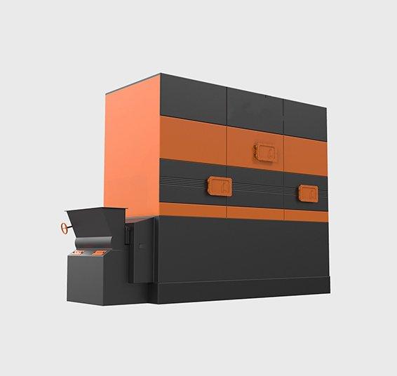 YLW燃生物質有機熱載體鍋爐
