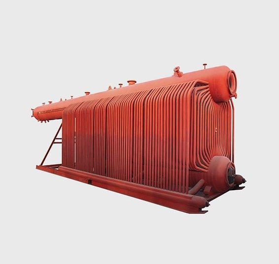 SZL臥式鏈條爐排蒸汽鍋爐25T