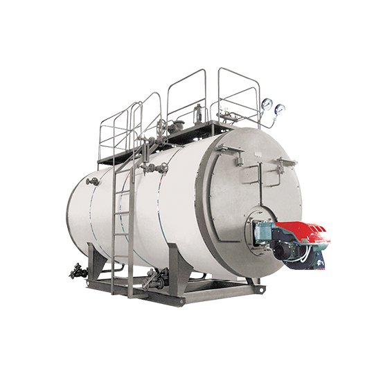 卧式燃(油)气蒸汽锅炉