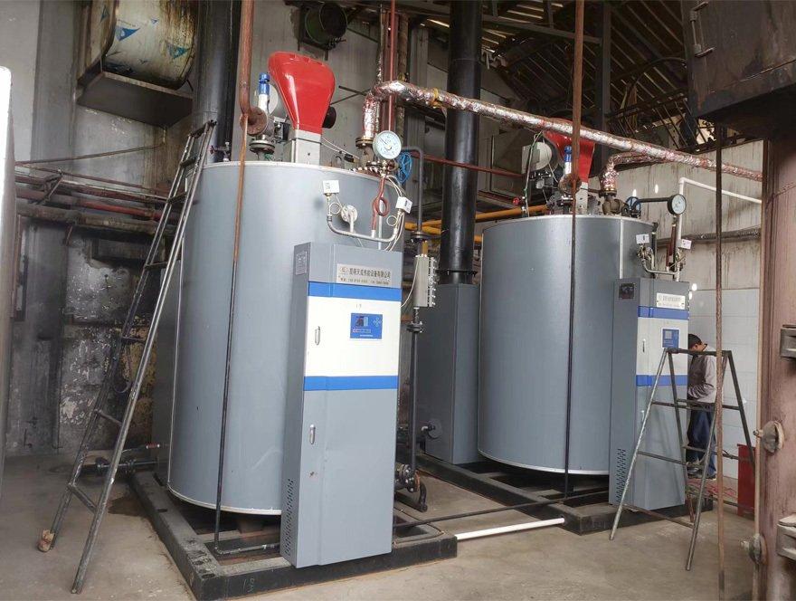 環保低氮 節約能手——低氮冷凝蒸汽鍋爐