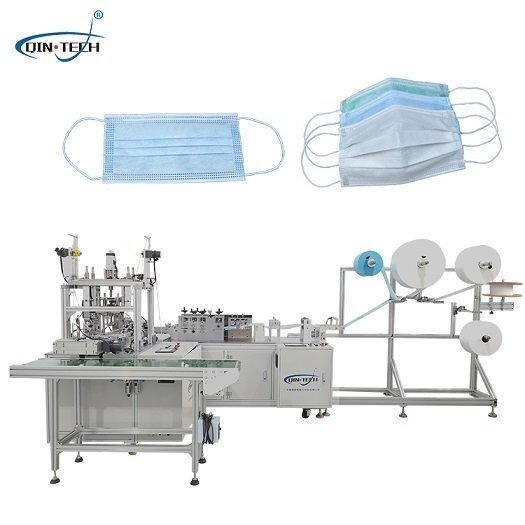 Can adult flat face mask machine be changed to children face mask machine?
