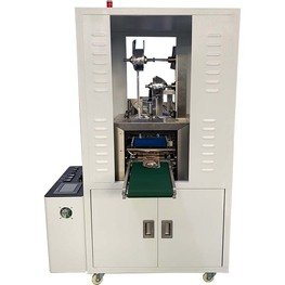 Qintech Independent PID control kn95 mask packing machine
