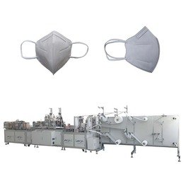 KN95 Mask Production Line Equipment For Medical Face Mask