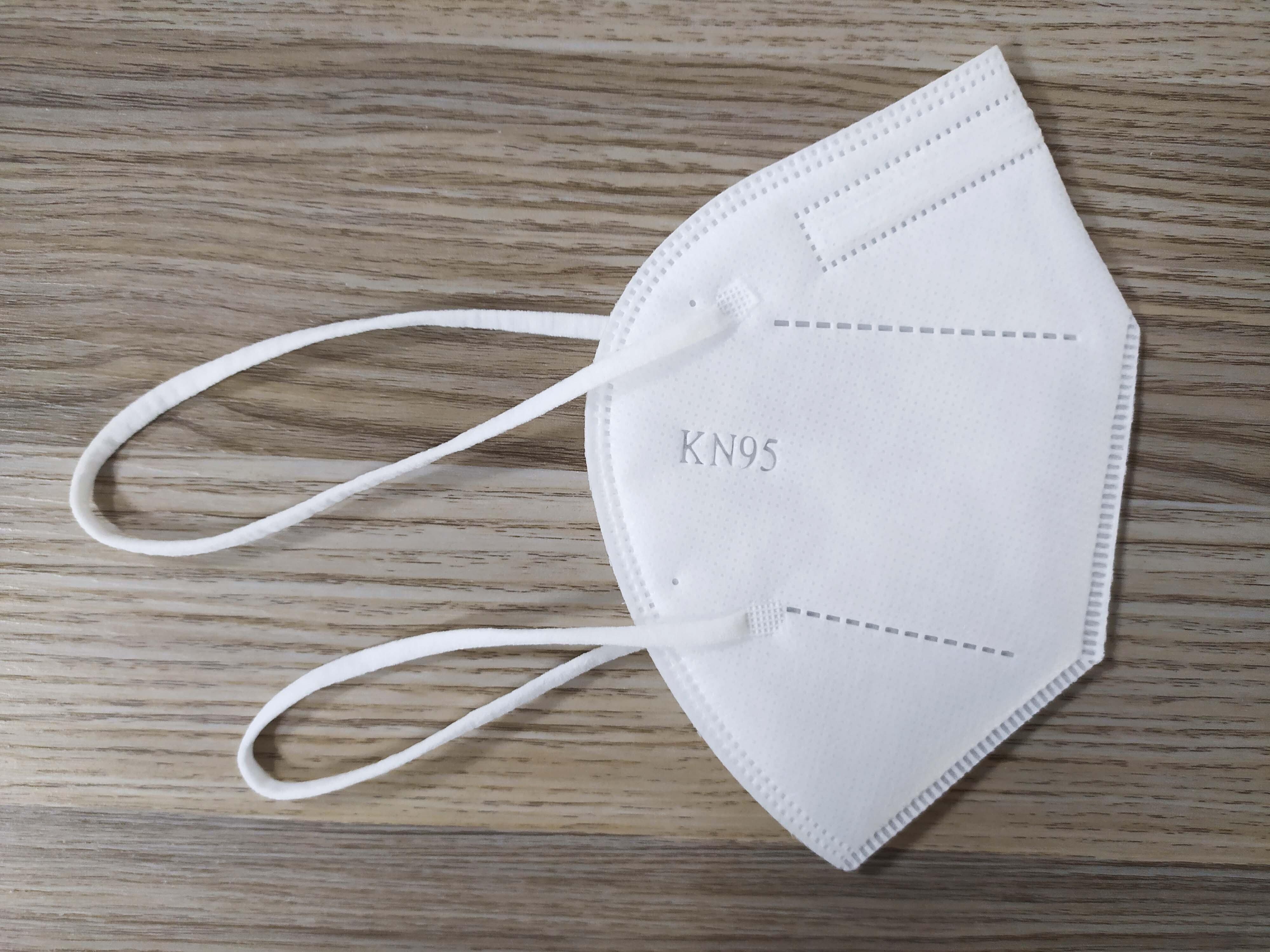 6High Speed Automatic Headband Folding Mask Machine