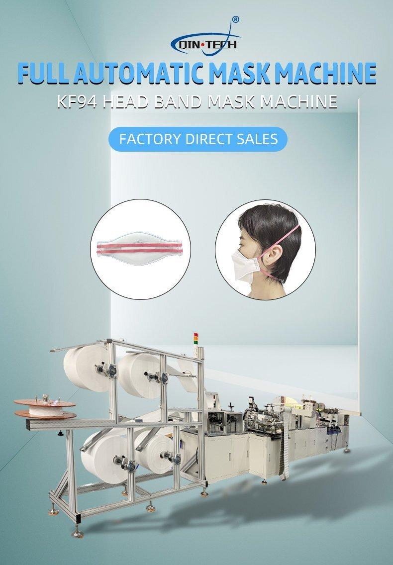 Fish Fsce Mask Machine Kf94