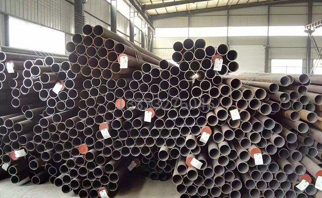 生产耐磨泵管的原材料钢管