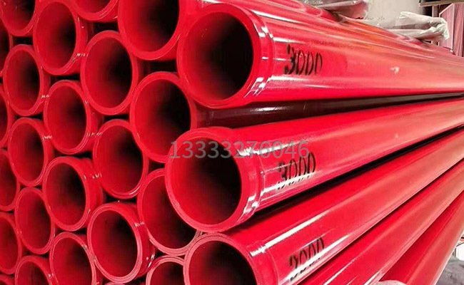 125高压地泵泵管的图片
