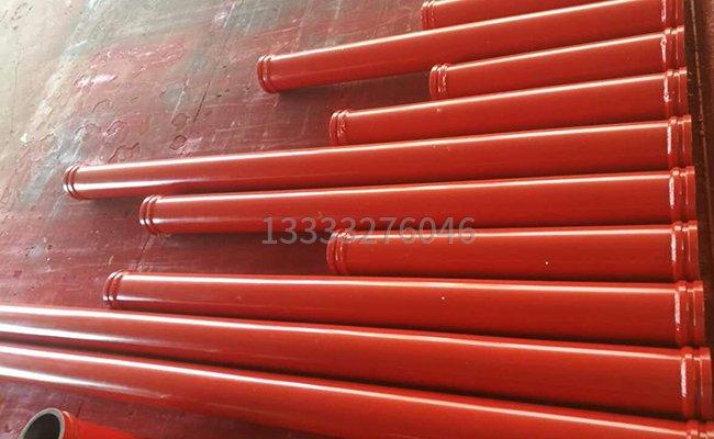 多种规格的混凝土泵管