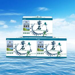 睿石居家宝(3盒6公斤装)