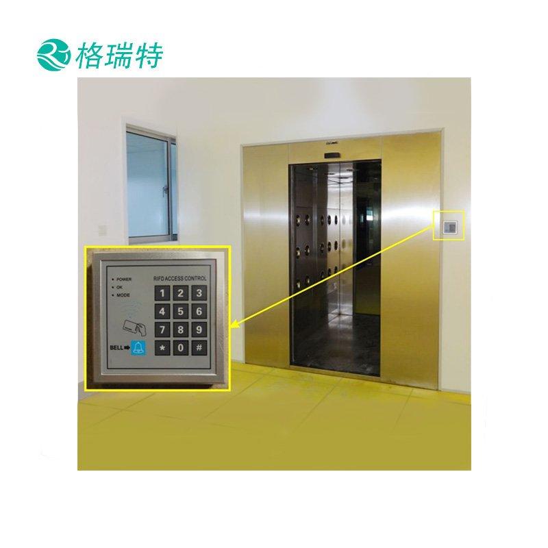 Grt-3F2-B门禁刷卡风淋室