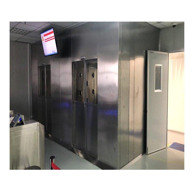 Grt-1F2-B防静电风淋室