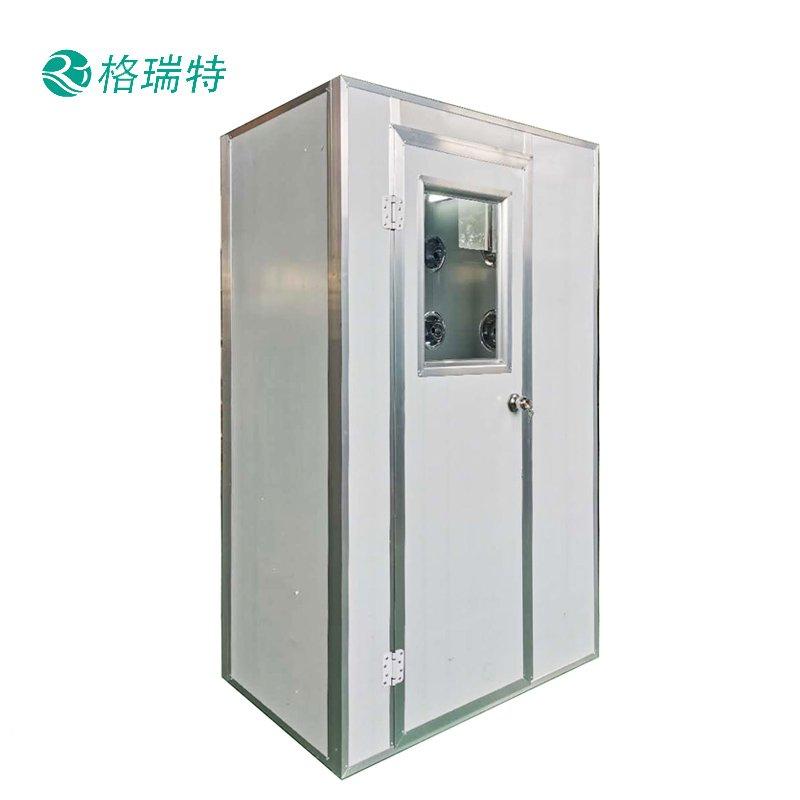 Grt-1F1-C彩钢板风淋室