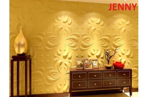 三维板新型3D背景墙装饰材料