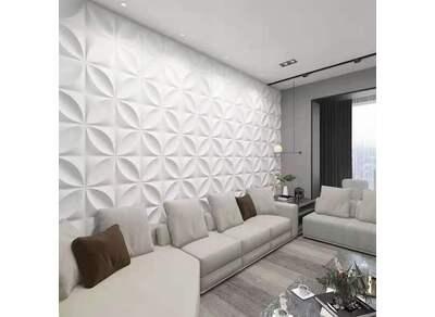 背景墙三维板装饰