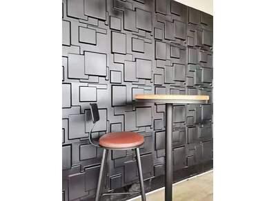 立体三维板