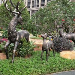 鑄銅雕塑2