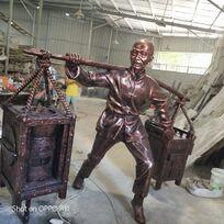 鑄銅雕塑5