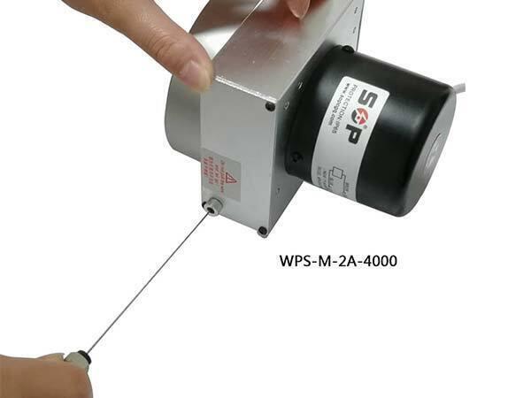 WPS Series Draw Wire Sensors
