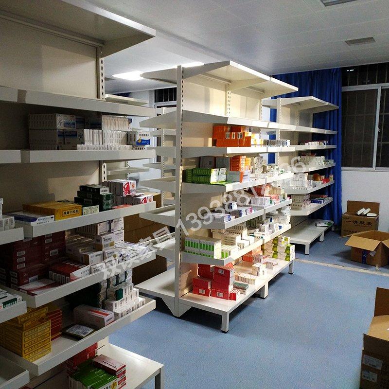 医院药房药品架