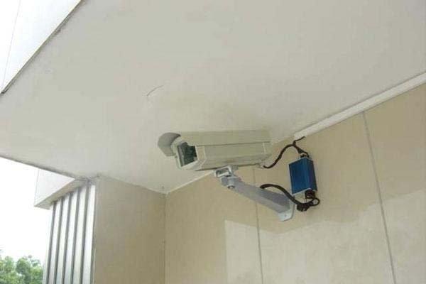 室外监控安装