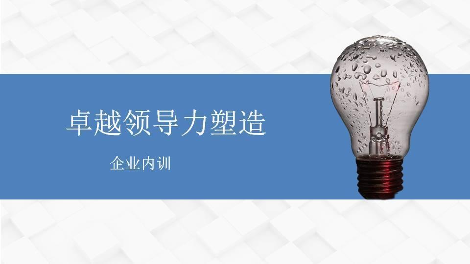 左京《卓越领导力塑造》