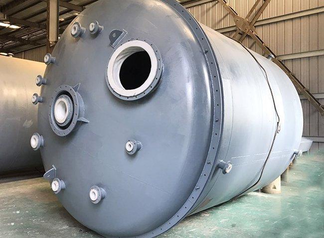 鋼襯塑儲罐的維護保養方法和加熱溫度