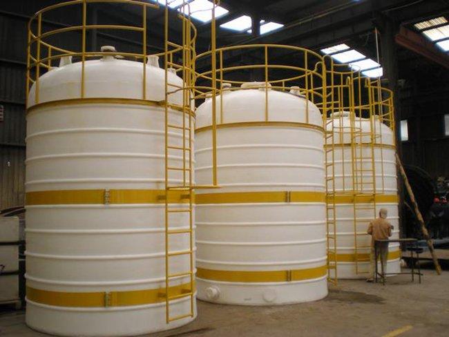 聚乙烯塑料儲罐在平時應用中的應用標準