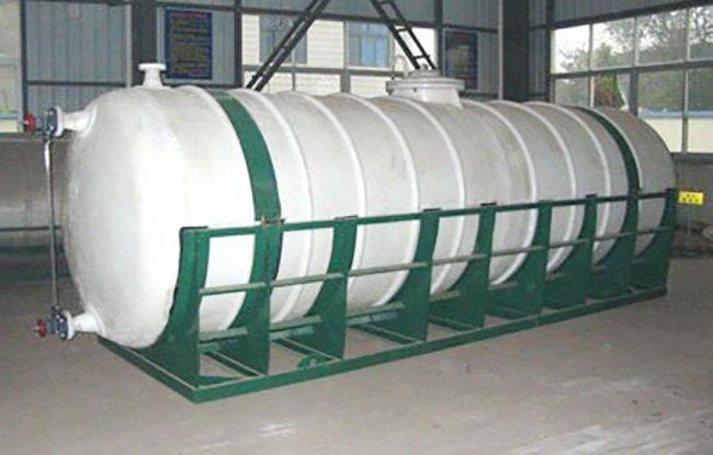 聚乙烯儲罐的用途和型號規格