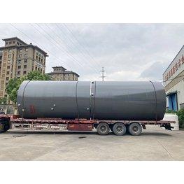 立式鋼襯塑容器