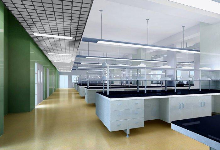 化工厂实验室装修设计