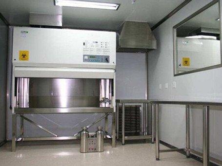 p3實驗室設計