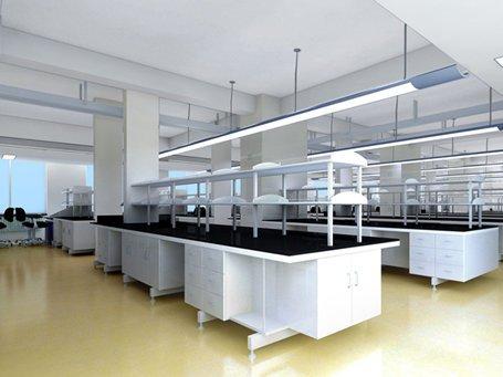 药厂QC实验室设计