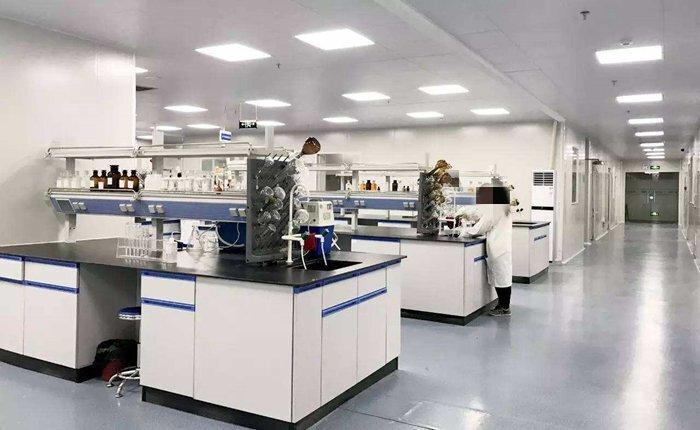 常规药品检验实验室布局与建设原则