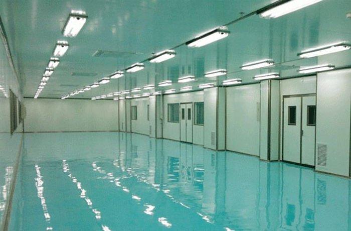 GMP实验室设计与装修方案