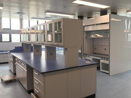 化學分析實驗室設計
