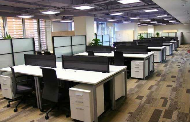 中外建实验室设计所办公室