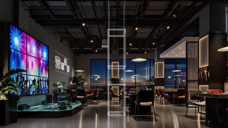 餐饮空间设计装修的分类