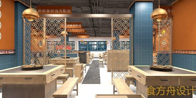 餐饮装修设计中常使用的材料