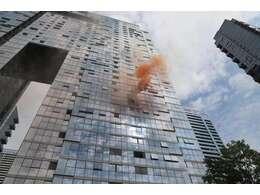 应急常识之高楼失火