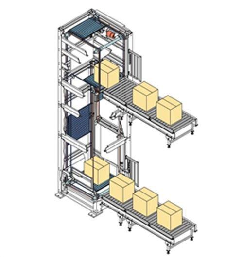 怎样确保物料升降机运行的稳定性