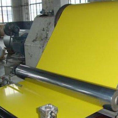 彩涂铝卷工艺流程