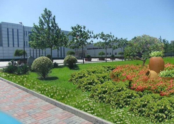 工业厂区景观改造方法