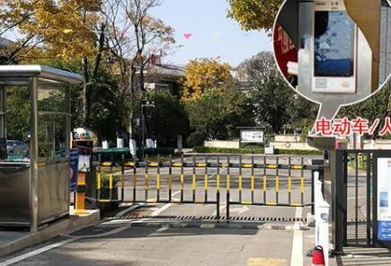 上海寶山區人臉識別門禁系統安全嗎