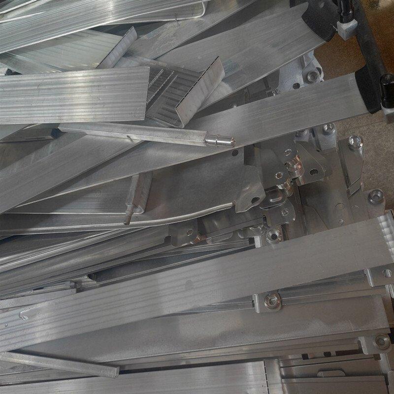 桥头废铝合金回收