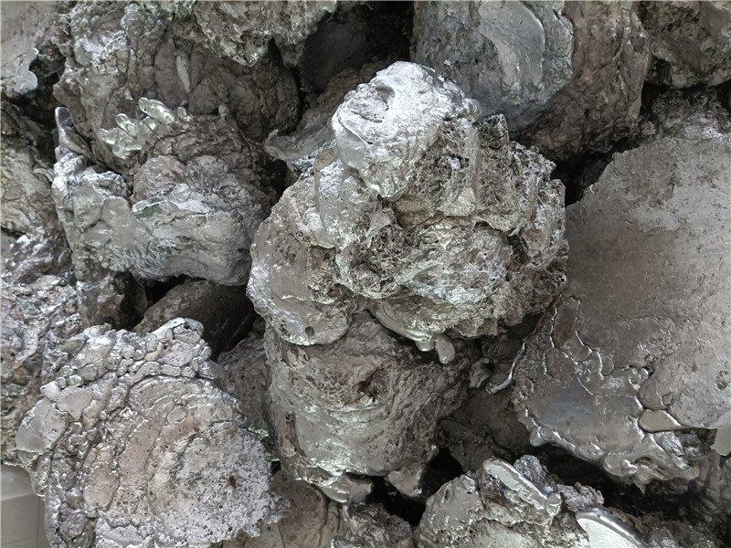 回收废锌合金渣