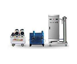 水处理工业臭氧机