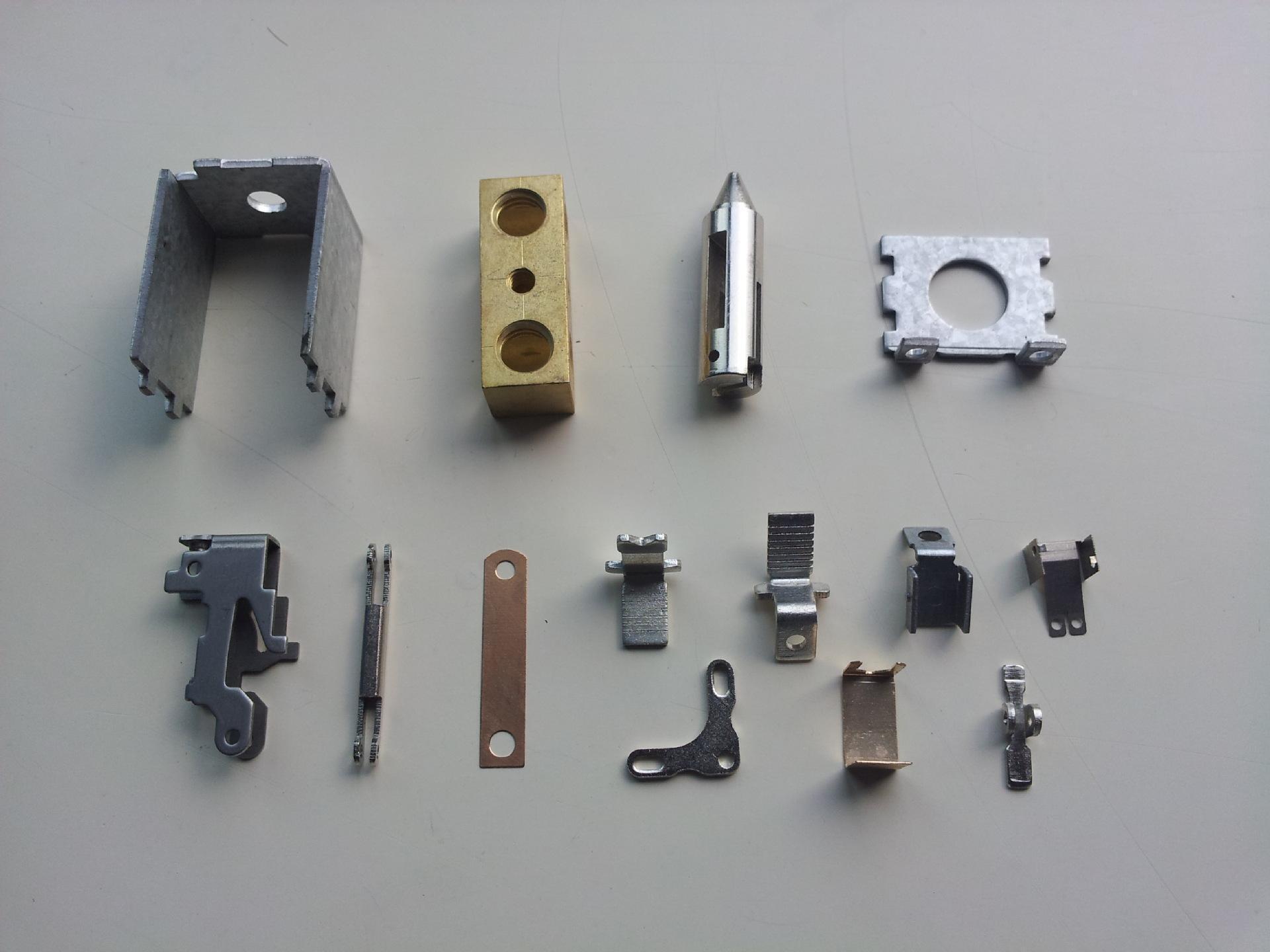冲压件加工中排样设计有哪些规则