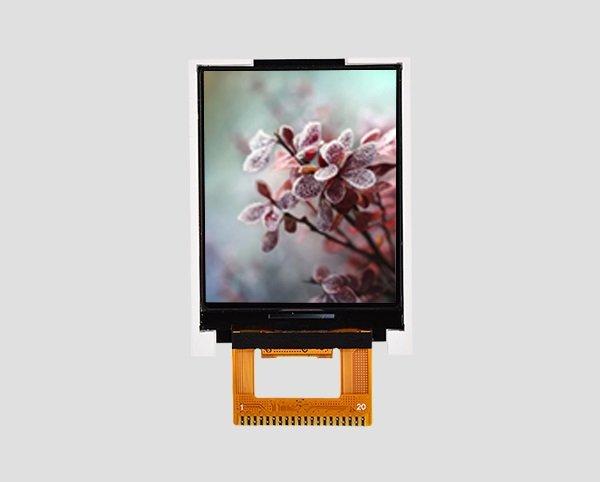 1.77寸并口TFT彩色液晶屏